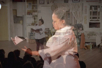Screenshot of video by Sibongile Ngako